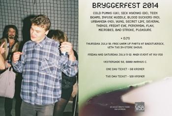 Plakat, Bryggerfest 2014